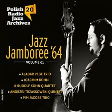 CD JAZZ JAMBOREE '64 vol. 1 Polish Radio Jazz Archives 20