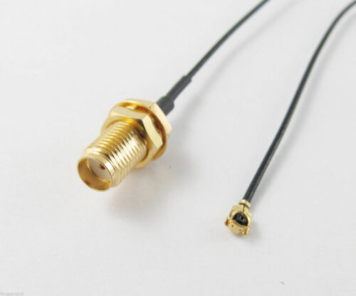 5 Pcs SMA Female Jack To IPX U.FL RF Female Adapter 1.13 Cable Connector K9