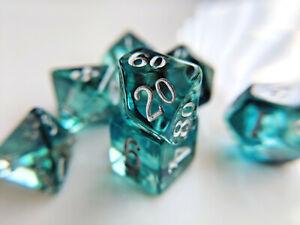 Little-Dragon-Corp-London-Blue-Topaz-Dice-7-Piece-RPG-Set