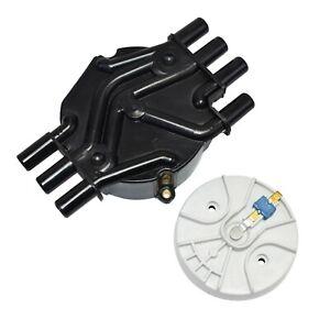 A-TEAM-PERFORMANCE-GM-CHEVY-VORTEC-AC-DELCO-CAP-amp-ROTOR-4-3L-V6-D328A-D465