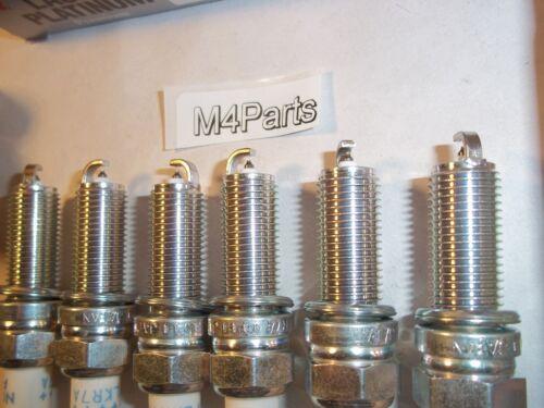 6 x NGK-PLKR 7a PLATINO CANDELA di accensione per MERCEDES BENZ CLK SLK ecc.