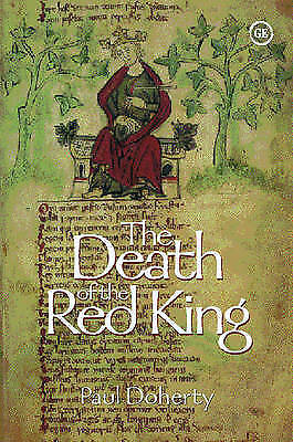 1 of 1 - Death of the Red King-ExLibrary