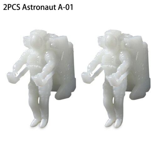 Astronaut DIY Craft Filling Molds Jewelry Making Tool Resin Mould UV Epoxy