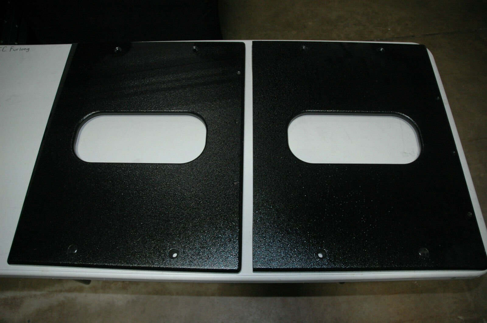 Meyer Sound Side Panels (Non-Rigging) for 600-HP (PAIR)
