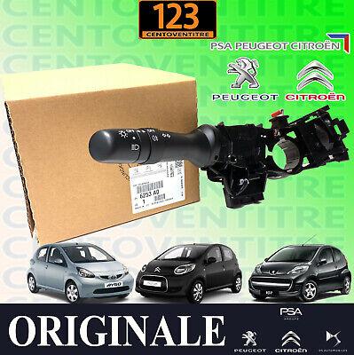 6554KX Interruttore Aria Condizionata Originale Peugeot 107 Citroen C1 AYGO