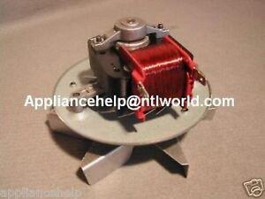 Rangemaster 110 Duel Fuel Cooker Fan Oven Motor Spares Ebay