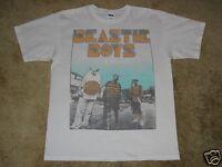 Beastie Boys Costume Halftone S, M, L, Xl, 2xl White T-shirt