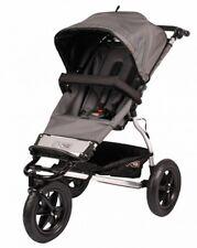Mountain Buggy Urban Jungle Single Stroller in Flint Brand New!!