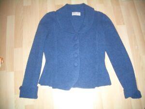 laine Taille cintrée en Kearse femme Boys And Veste S pour feutrée EAzwwq
