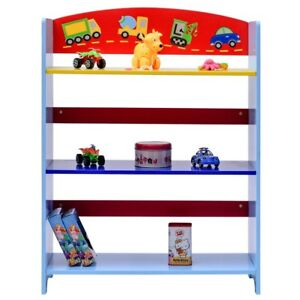 Image Is Loading 3 Tier Kids Adorable Corner Cars Toys Book