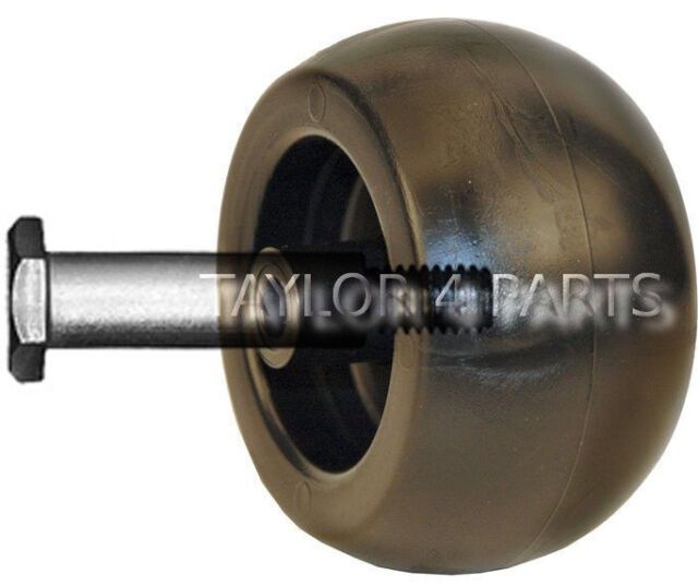 MURRAY DECK WHEEL & SHOULDER BOLT,LOCK NUT,184219,137644, AYP/MTD/SEARS*DBK*