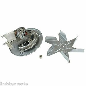 Replacement-Fan-Oven-Motor-amp-Blade-For-Hotpoint-Ovens-Cookers-Plaset-Type