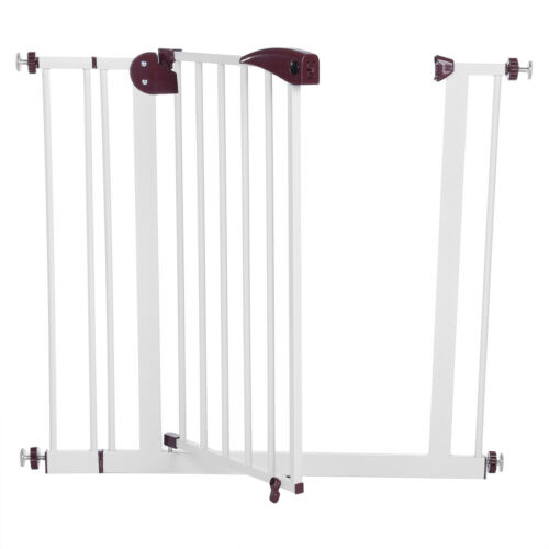 Pressure Fit Stair Gate Safety Secure Tech Child Baby Pet Safety 80-91cm UK