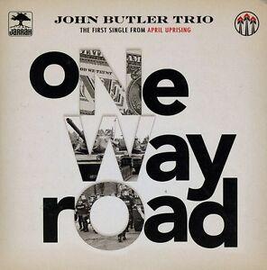 John-Butler-John-Butler-Trio-One-Way-Road-New-CD-Australia-Import