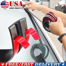 2m 65ft Rubber Seal Weather Strip Trim Car Front Rear Windshield Sunroof Edge Fits Saab
