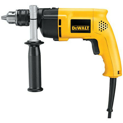 DEWALT 7.8 Amp 1/2 in. VSR Single Speed Hammer Drill DW511 Reconditioned