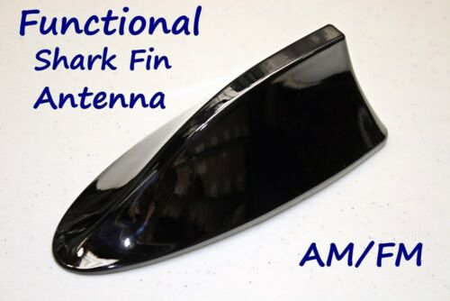 Functional AM//FM Shark Fin Antenna with Circuit Board Volkswagen Beetle