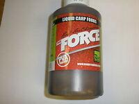 Rod Hutchinson The Force Liquid Carp Food 500ml Fishing Tackle