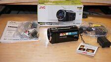 JVC Everio GZ-HM40 Full HD 1920x1080 Camcorder HDMI 40x Zoom BLACK