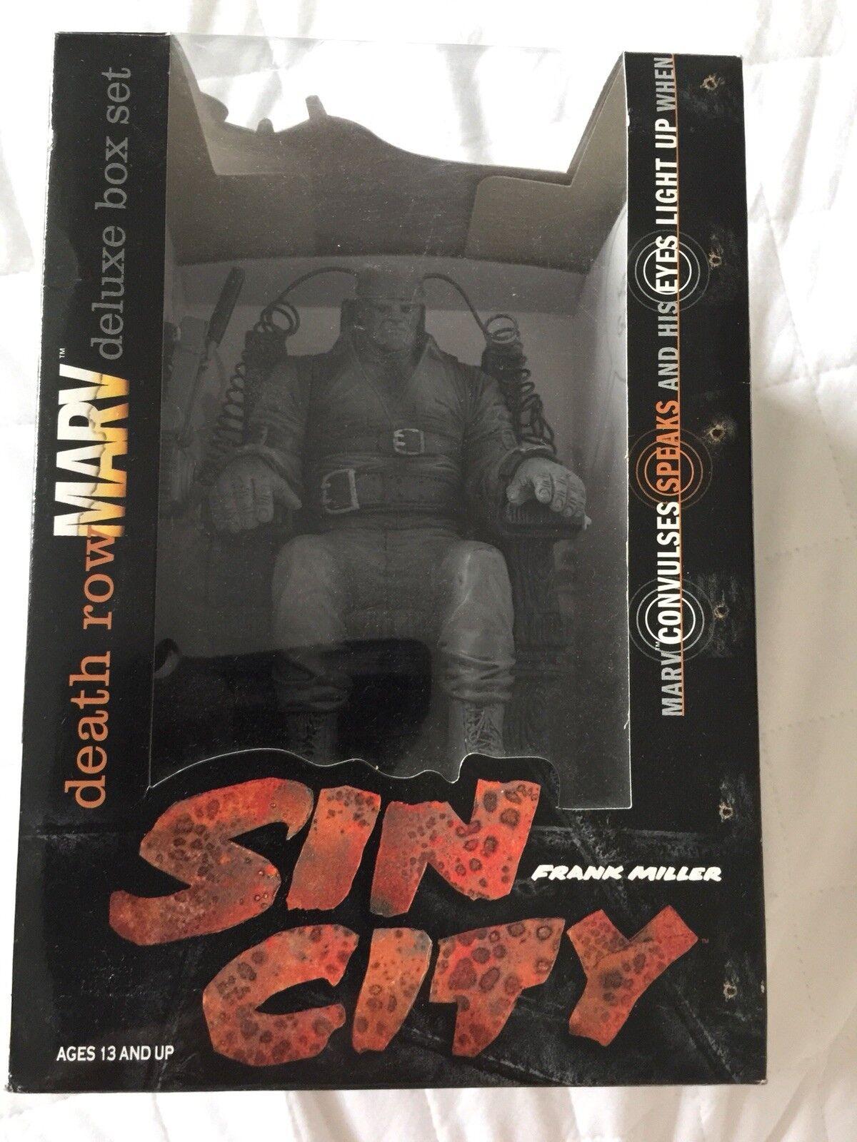 Sin City Death Row Marv