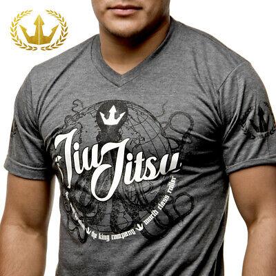 LION REPRESENT T-Shirt //// MMA ufc venum King Fighter Training Fightwear Boxing