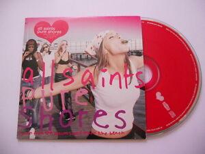 All-Saints-pure-shores-cd-single