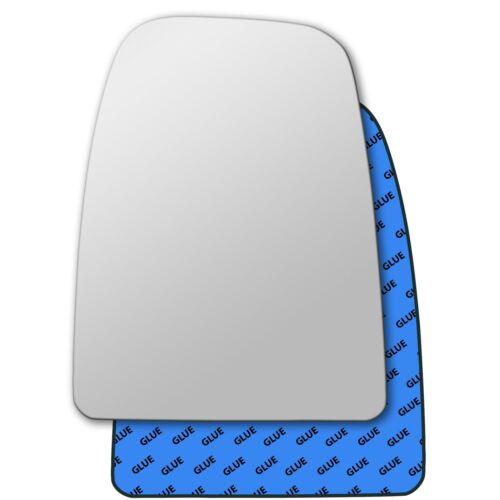 Mano Izquierda Lado Pasajero Espejo Vidrio Para Iveco Daily 2016-2019 0896LS