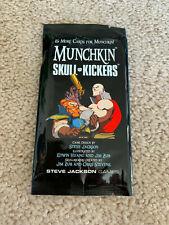 Munchkin Skull Kickers Sjg4232 Steve Jackson Games