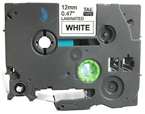 1-Compatible-for-Brother-P-Touch-TZE-TZe-231-TZ-231-Label-Tape-12mm-BK-White