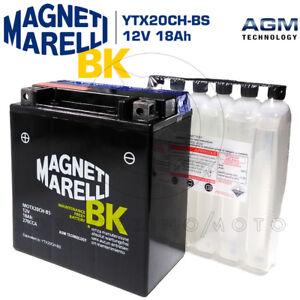 BATTERIA MAGNETI MARELLI YTX20CH-BS KAWASAKI VN D E N VULCAN CLASSIC 1500 2006 WMvN93wq-07140813-929840025