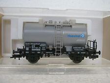 Fleischmann HO/DC 5417 K Kesselwagen Hoechst 001 3 528-6 DB (RG/CL/84-14R4/1)