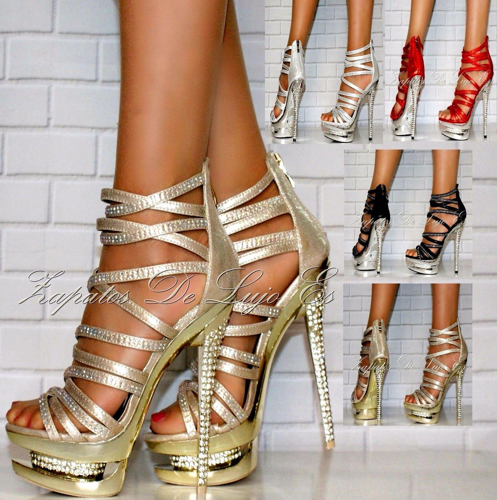 Espectaculares zapatos de fiestaZapatos de tacónnuevos 35-40  - tallas - 35-40 tacónnuevos 2e7dd3