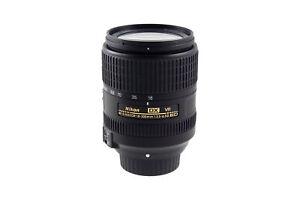 Nikon-AF-S-DX-NIKKOR-18-300mm-F-3-5-6-3G-ED-VR-Telezoomobjektiv-Guter-Zustand
