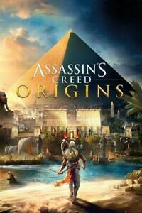 Assassin-039-s-Creed-Origins-Cover-Maxi-Poster-61cm-x-91-5cm-new-and-sealed