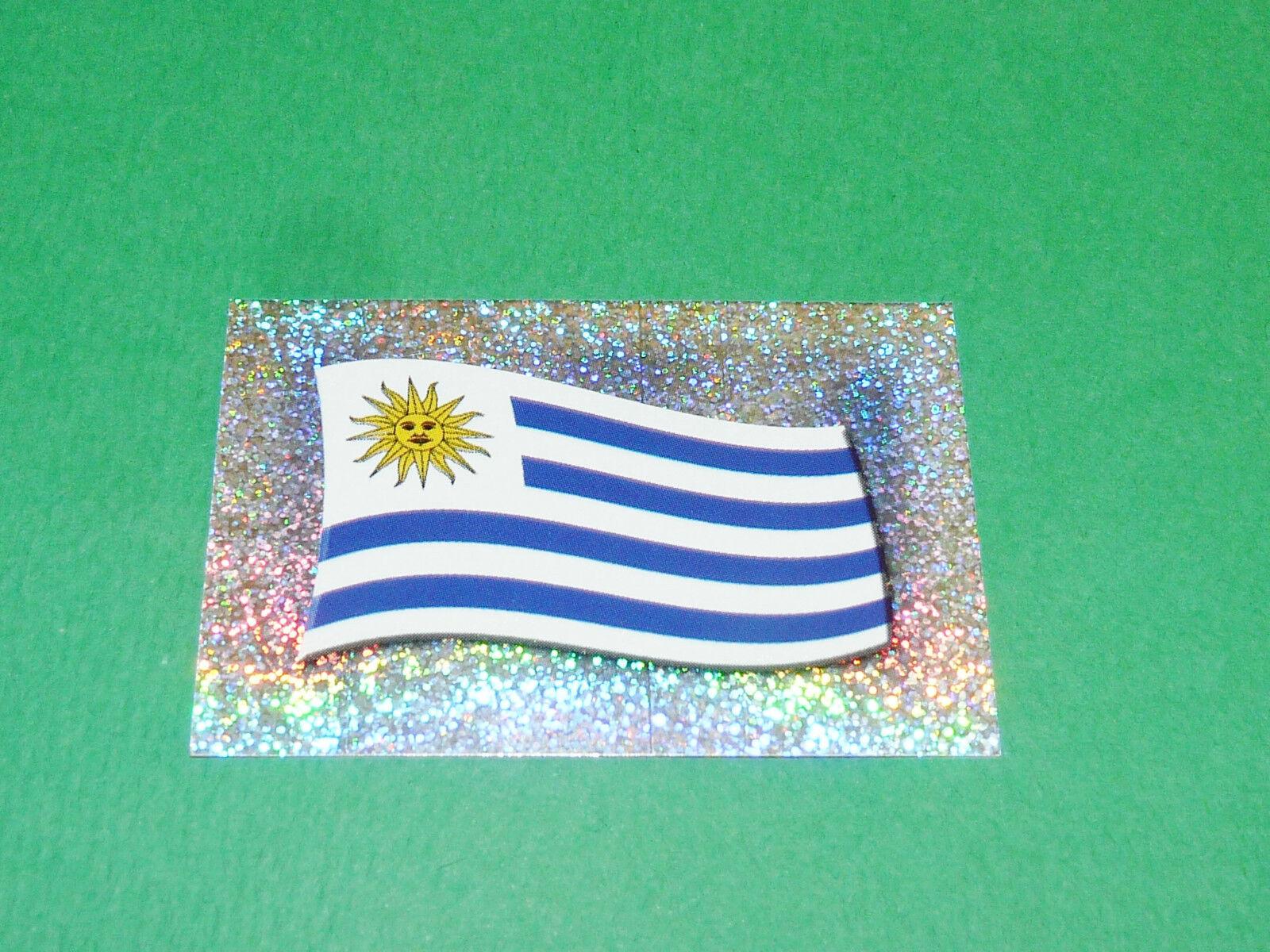 PANINI COPA AMERICA VENEZUELA 2007-drapeau du Brésil Brésil nº 101