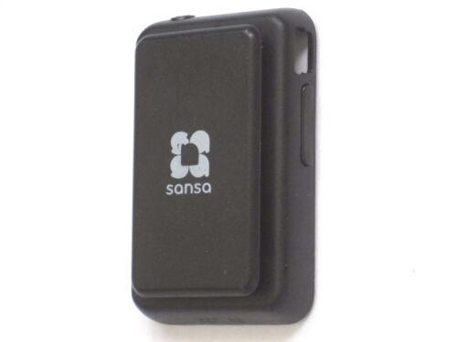 SanDisk Sansa Clip 2//4//8 GB Back//Bottom Case//Cover with clip refurbished