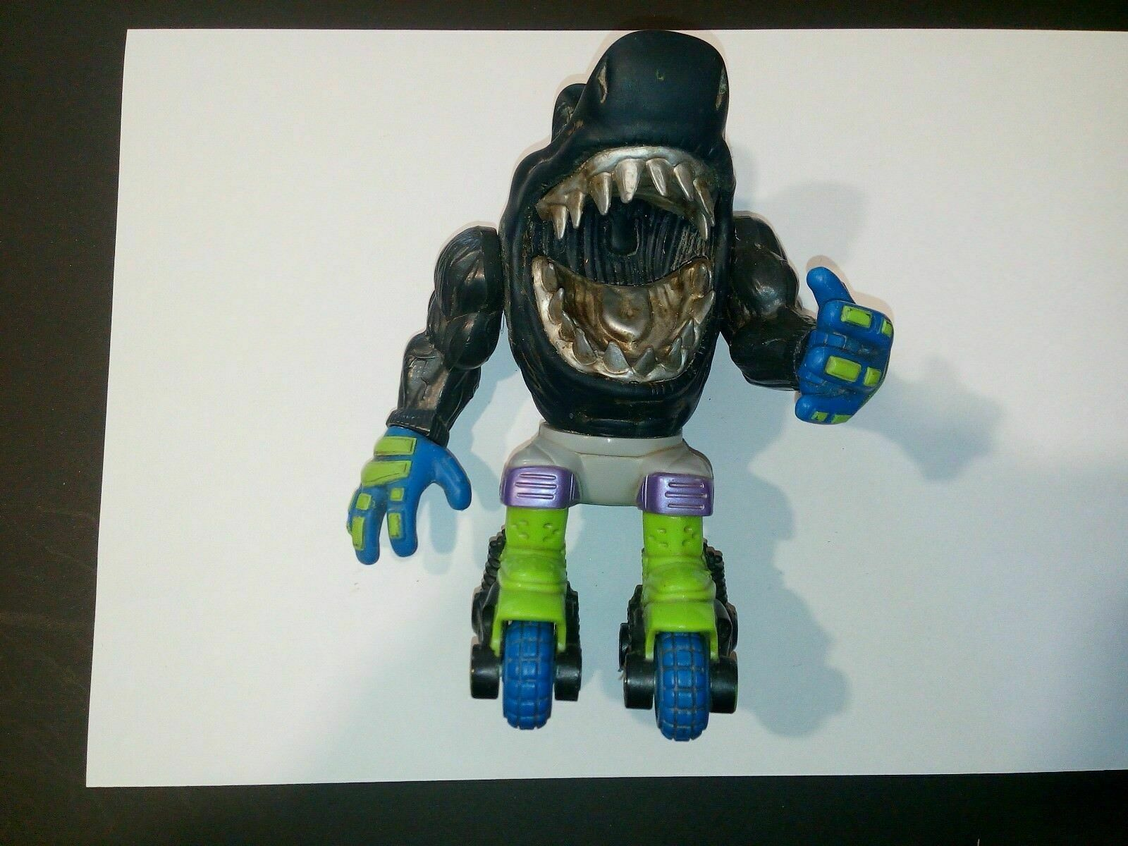 1995 Street Sharks Stingshot Streex Action Figure Night Fighter Serie Serie Serie 5 0f8a7f