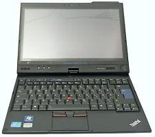 LENOVO ThinkPad X220 Tablet Intel  i7 2.7 GHz 4GB 160GB UMTS TOUCH Rechnung.