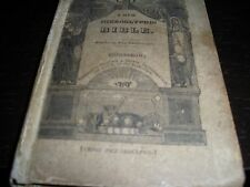 1818 Rare Original HIEROGLYPHICK BIBLE TETRAGRAMMATON  Watchtower research