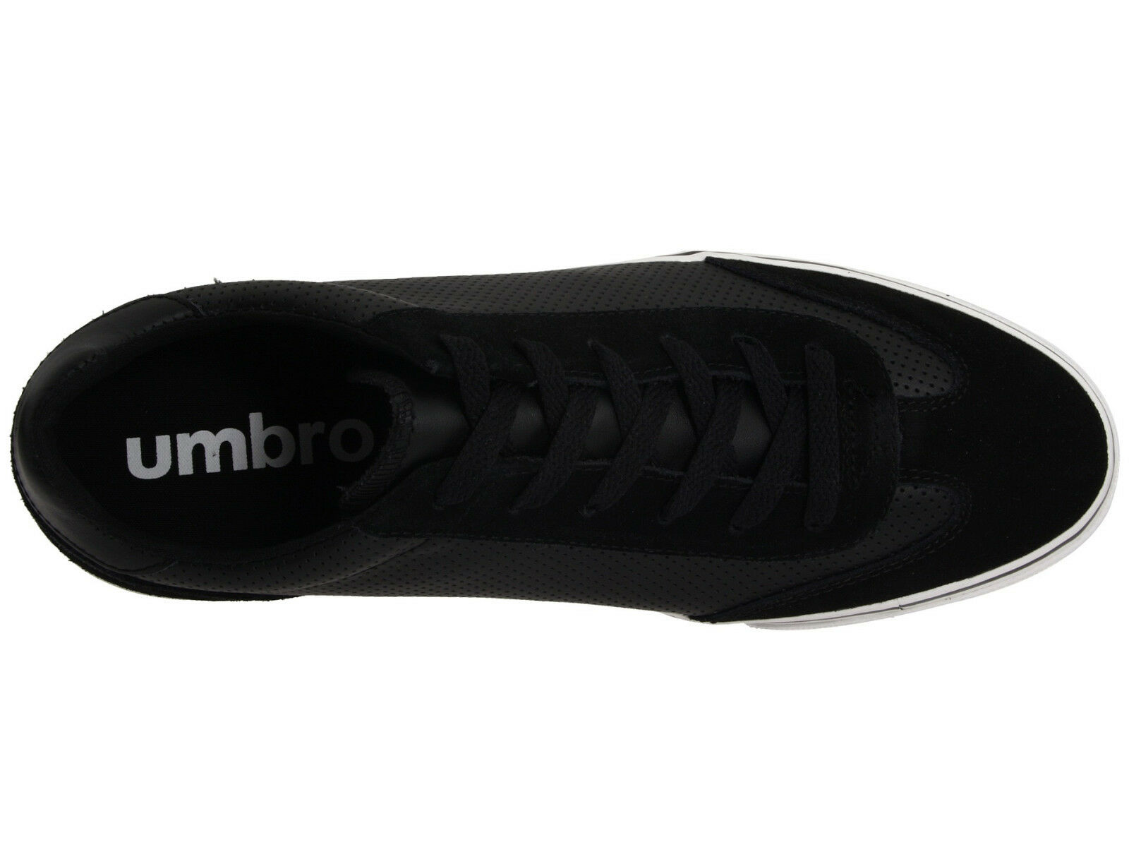 Nib UMBRO Glide Leather PREMIUM ATHLETIC STYLE LEATHER SHOES SZ 13 M