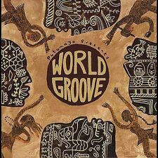 Putumayo Presents: World Groove - Various  (CD 2004) Enhanced CD  Brand new