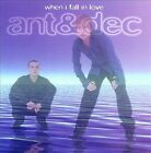 When I Fall in Love [Single] by Ant & Dec (CD, 1996, Telstar (USA))