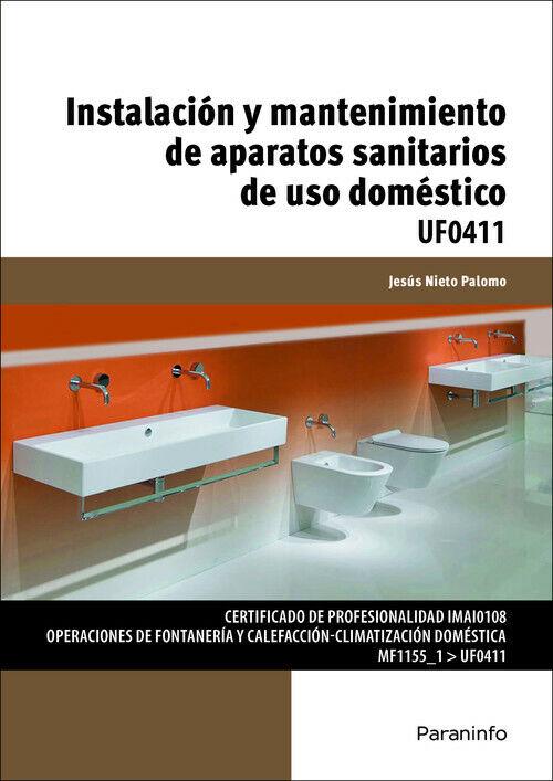 s l1600 - Instalación y mantenimiento de aparatos sanitario de uso domestico