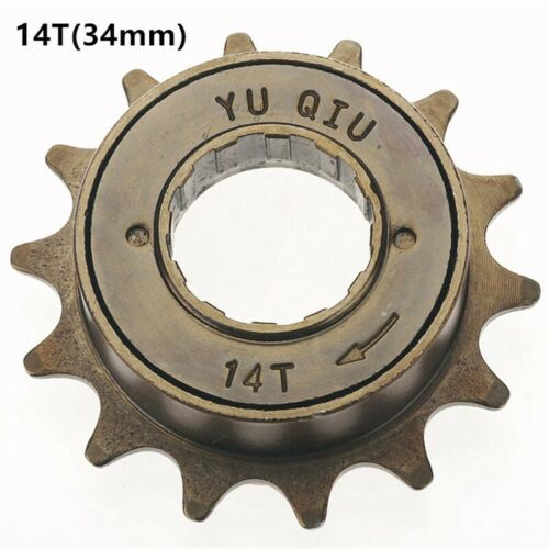 Bike Bicycle Race 12 14 16 18 Tooth Single Speed Freewheel Sprocket Part Gear