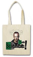 YEAH SCIENCE JESSE PINKMAN Hipster Shopping Cotton Bag - Breaking Walter White
