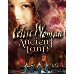 CELTIC-WOMAN-ANCIENT-LAND-All-Region-NTSC-DVD-IRISH-IRELAND-SBS-NEW