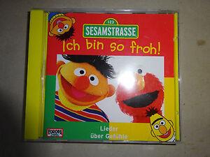 XXXX-Sesamstrasse-Ich-bin-so-froh-CD