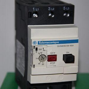 SCHNEIDER ELECTRIC  GV3ME80 80A