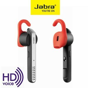 80e4e40552b Bluetooth Headset Jabra Stealth Wireless 4.0 Stereo Headphone IPhone ...