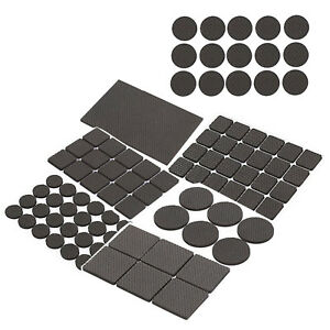 Image Is Loading Foam Furniture Pads Floor Protector Black Self Adhesive